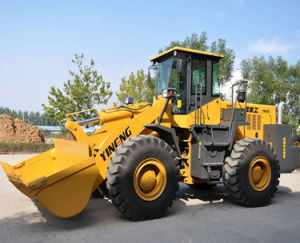 with CE Certificate Yn958 5 Ton Wheel Loader pictures & photos