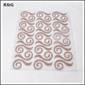 Wholesale Beaded Rhinestone Trimmings for Dress pictures & photos
