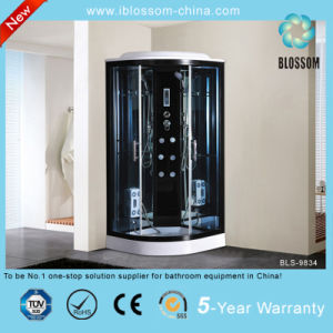 New Blue Glass Indoor Steam Shower Room (BLS-9834) pictures & photos