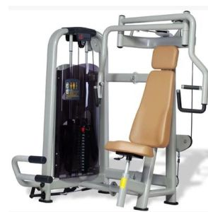 Fitness Equipment Seated Chest Press Machine (XR01) pictures & photos