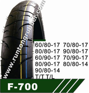 80/90-17 Motorcycle Tire Tubeless Tyre to Philippines pictures & photos