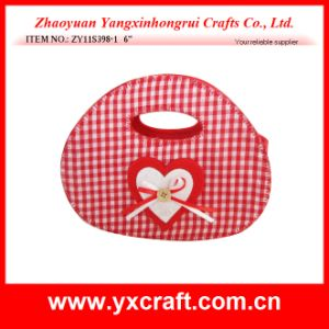 Valentine Decoration Free Sample (ZY11S398-1) Wedding Bag Valentine Day Items pictures & photos