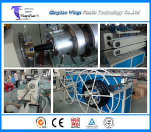 HDPE Series Plastic Pipe Machinery Plant, PE Pipe Machine Line pictures & photos