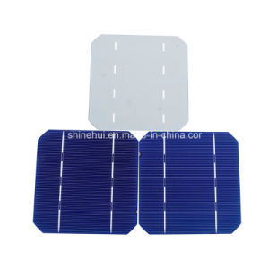 156*156 Mono /Poly Solar Cell Yingli Solar Cells with 25 Years Warranty pictures & photos