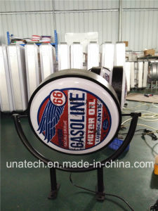 Outdoor Vacuum Plastic Advertising Media Image Printing PC Board LED Light Box pictures & photos