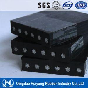 Oil Resistant Flat Steel Cord Rubber Conveyor Belt pictures & photos