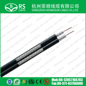 Coaxial Cable RG6 Twin Cable ETL/UL Cmx/Cm/Cmg/Cmr