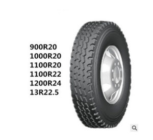 Motorcycle Tyre with High Rubber Content 900r20