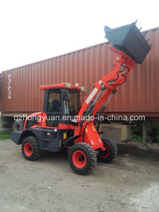 Hongyuan New Zl12 Wheel Loader pictures & photos