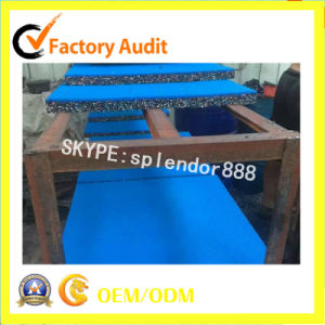 Blue EPDM Safety and Colorful Playground Rubber Flooring Tiles pictures & photos