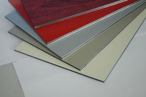 PVDF Aluminum Composite Panel (C-006) pictures & photos