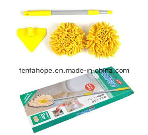 Microfiber Chenille Mop (11MFF418) pictures & photos