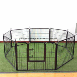 8 Panel Heavy Duty Pet Dog Enclosure Exercise Pen 80 X 80cm pictures & photos
