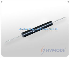Hvd Series High Voltage Rectifier Diode for Electrostatic Spraying Power Supply (HVD40-10) pictures & photos