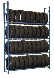 Tyre Storage Rack pictures & photos