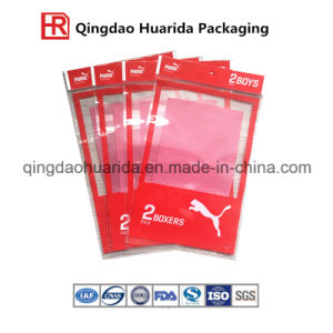 Underwear/Socks/Garment Plastic Bag with Good Quality pictures & photos