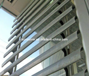 China celoscreen aluminium perforated louvers dx cr160 for 160 meter dx window