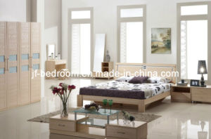 2016 Elegant MDF Bedroom Set Jf13