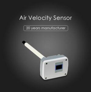 4-20mA Air Velocity Sensor with Measuring Range 0-5m/S