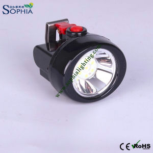 LED Mining Lamp, Mining Light, Cordless Helmet Lamp, Helmet Light pictures & photos