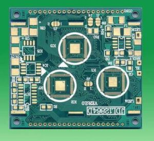 DVD Circuit Board