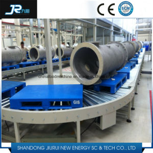 Stainless Steel Gravity Roller Table Conveyor for Logistics Equipment pictures & photos