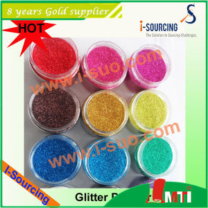 Industrial Wallcovering Fine Glitter Powder pictures & photos