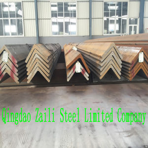 High Quality Q235, Q345b in Chinese Equal Angle Steel pictures & photos