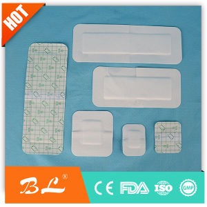 2016 New Non-Woven Wound Dressing Pad Medical Wound Dressing Bandage pictures & photos