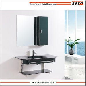 Coloured Glass Washing Basin/Glass Bowl Basin/Glass Bathroom Sinks (TG7048) pictures & photos