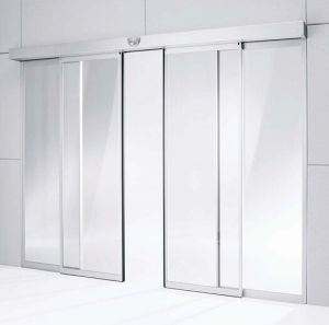 High Speed Automatic Sliding Doors (DS100) pictures & photos