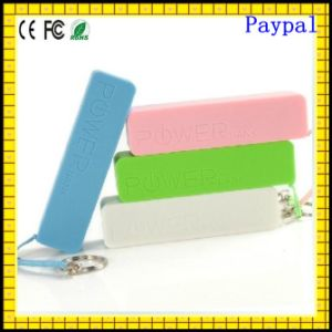 Colorful Promotion Safety Portable Power Bank 2600mAh (GC-PB297) pictures & photos