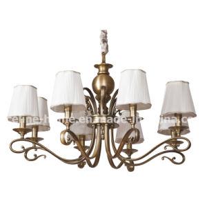 2015 New Design Iron Chandelier Lamp Lighting (SL2152-8)