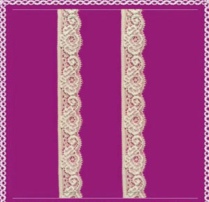 High Quality Lycra Lace pictures & photos