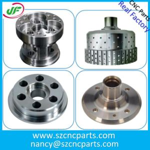 Polish, Heat Treatment, Nickel, Zinc, Tin, Silver, Chrome Plating Mechanical Parts pictures & photos