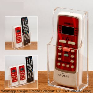 Customized Acrylic Remote Device Holder pictures & photos