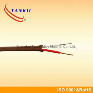 THERMOCOUPLE CABLE 16 AWG 1 PAIR THERMOCOUPLE SOLID KX PVC FOIL SHIELD PVC JACKET POWER LIMITED TRAY CABLE INSTRUMENT TRAY CABLE 105C 300V pictures & photos