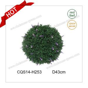 D17′′ Plastic Party Decoration Artificial Flowers Christmas Decorations