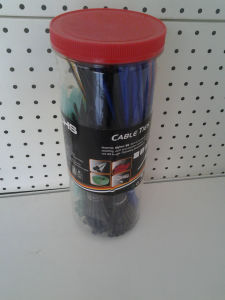 Assorted Cable Ties Packed in PVC Tube pictures & photos