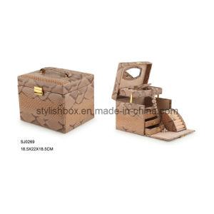 Smart Functional Handmade Jewelry Box (SJ0269)