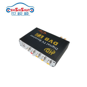120~150km/H HD Digital TV Receiver Car DVB-T2 for Columbia