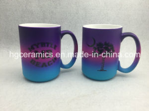 Pink Mug, Promotional Mug. 15oz Pink Mug pictures & photos