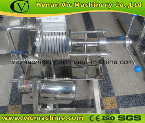 Stainless Steel Filter Press (FP-300) pictures & photos