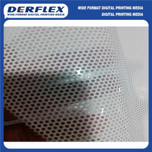 See-Through Perforated One Way Vision Film pictures & photos