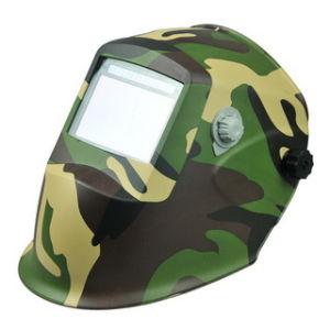 Classic Blck Color Auto-Darkening Welding Helmet Ce Standard pictures & photos