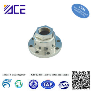 Custom Manufacturing Precision CNC Machining Parts pictures & photos