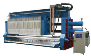 Hydraulic Pressure Filter Press pictures & photos