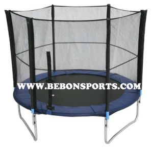 6ft Trampoline with Safety Net (063260S2Y)