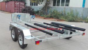 Galvanized Double Jet Ski Trailer Tr0511b pictures & photos