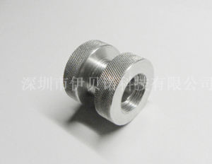 CNC Steel Parts CNC Automatic Lathe Machined Part Low Volume pictures & photos